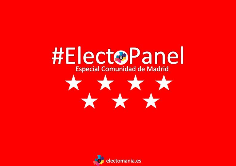 ElectoPanel Express Comunidad de Madrid: abierta la recogida de votos