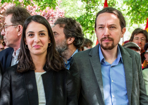 Rita Maestre, suspendida de militancia por Podemos