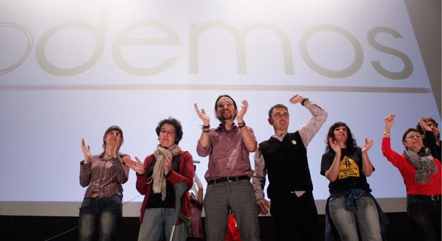 Crisis en Podemos: dimisiones en Madrid por discrepancias con la dirección.