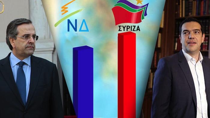 Nuevas filtraciones de Israelitas apuntan a victoria contundente de Syriza (con absoluta)