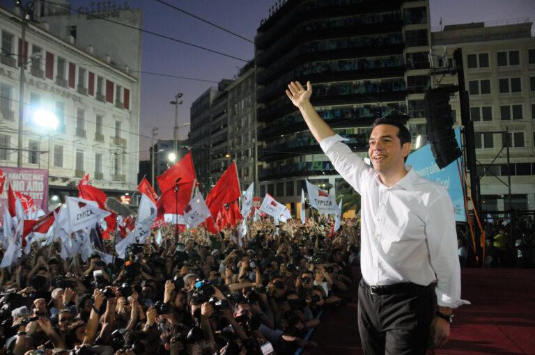 Grecia: Resultado final de las elecciones legislativas.