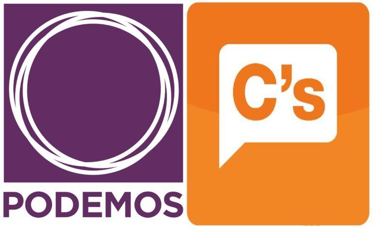 Tracking TNS Antena3 (7Dic): Ciudadanos amplía su distancia con PSOE, Podemos baja ligeramente.