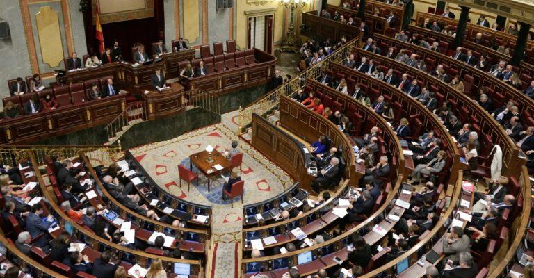Seguimiento en directo del debate de la moción de censura.