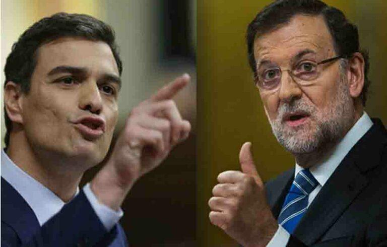 Seguimiento en directo del Cara a Cara Rajoy vs Sánchez.