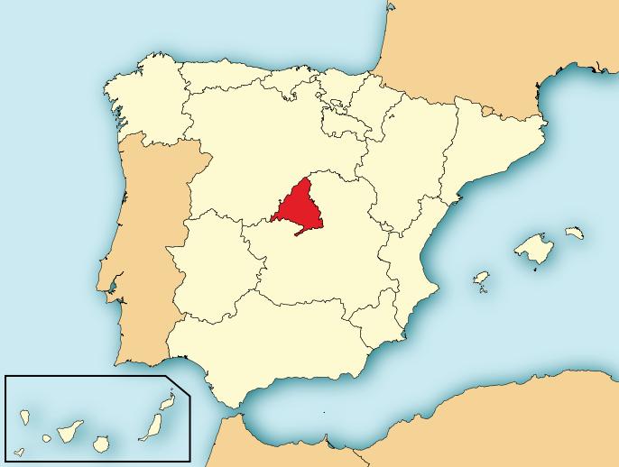 Nc Report para generales en Comunidad de Madrid: todo igual, la confluencia suma y alcanza los 10 escaños.