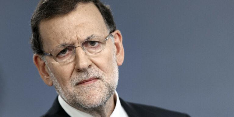 Rajoy declara como testigo del caso Gürtel.