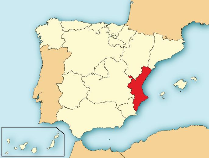 Comunidad Valenciana: Compromis empatado con el PP en el 26%.