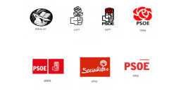 Evolucion_logo_PSOE
