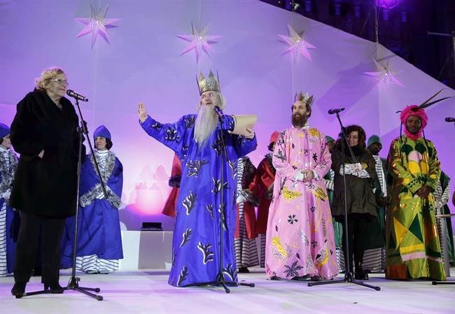 La mayor innovación el día de Reyes en Madrid desde Carmena: cabalgata sin público en un patio, haces de luz y Ara Malikian