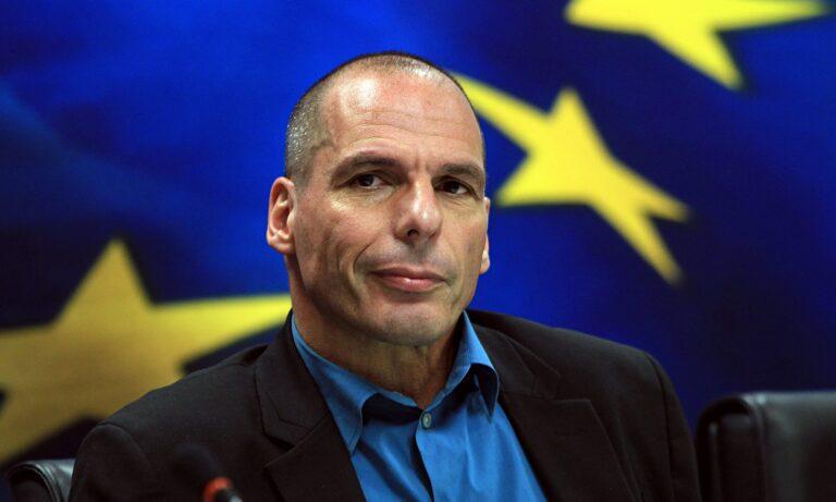 DiEM25: Varoufakis funda partido político paneuropeo.
