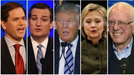 EEUU: Supermartes con primarias demócratas decisivas para Clinton.