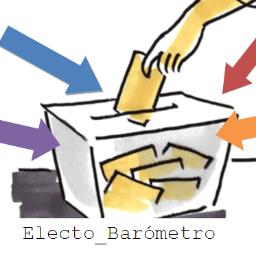 Vuelve el #electo_barometro a electomanía.