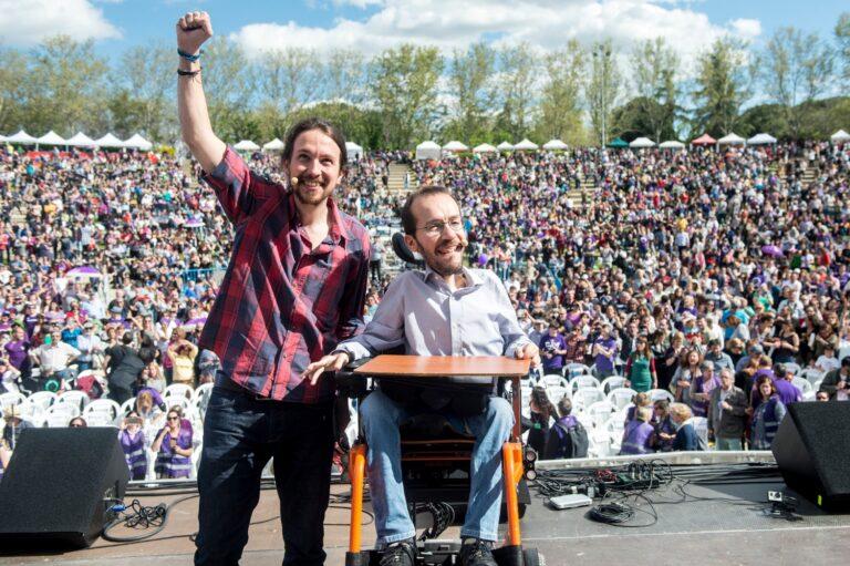 Electo-Barómetro mayo (PARTE II): Echenique, el líder más valorado entre los votantes de Podemos