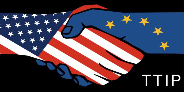 La verdad oculta tras el TTIP: consulta los documentos filtrados por Greenpeace.