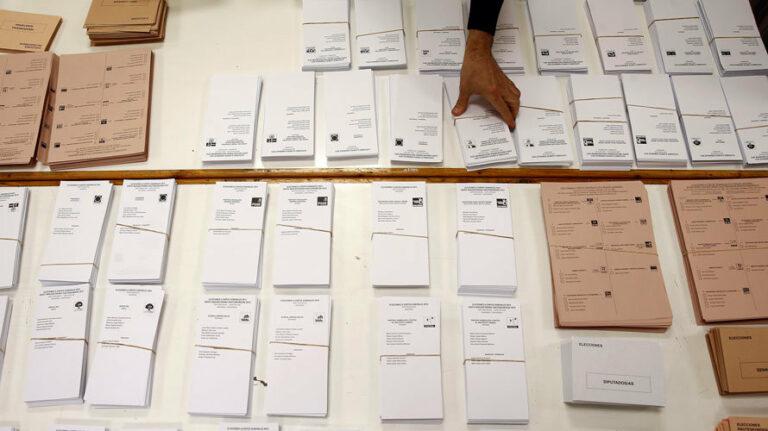 SYM CONSULTING PARA NAVARRA: UPN-PP sube, Podemos consolida el segundo puesto y el PSN reafirma su distancia con los nacionalistas en Navarra