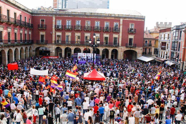 Gijón: Ciudadanos y PP suben a costa de Foro. Mayoría de derecha.