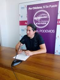 Insobel para municipales en Chiclana de la Frontera: la marca chiclanera de Podemos sube casi 10 puntos en un año.