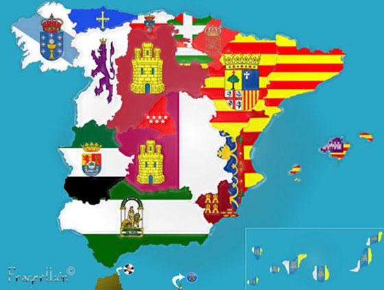 CIS: La mayoría apoya el Estado de las Autonomías actual.