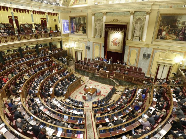 Constituidas las Cortes y la Mesa del Congreso: Vox consigue representación, Ciudadanos fuera