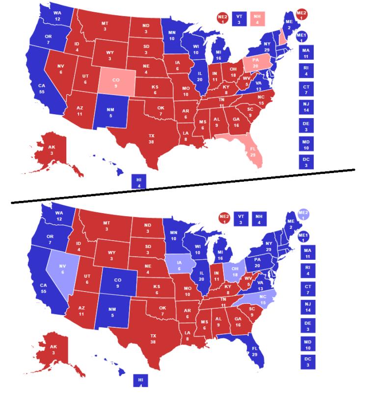 USA: ¿En qué se equivocarán las encuestas?