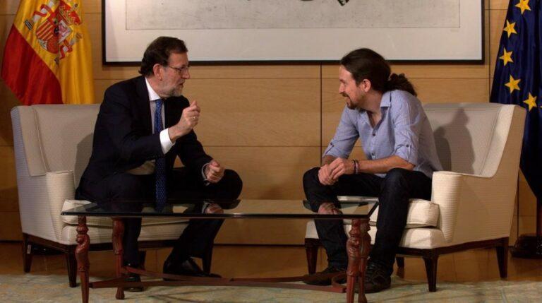 13J: sigue la moción de censura contra Mariano Rajoy.