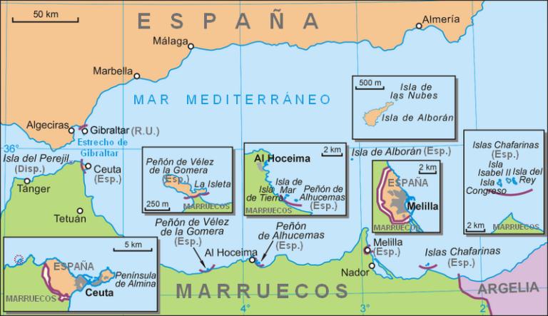 Territorios de ultramar (España): de la antártida a la micronesia, los restos del Imperio español.