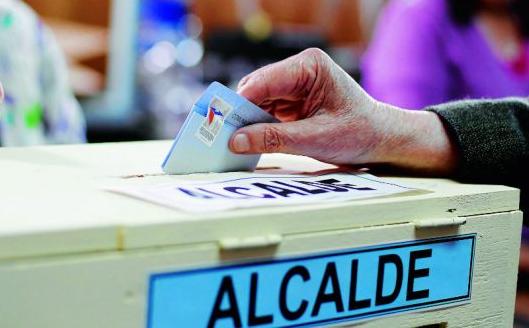 Extrapolaciones de ElectoÁlvaro para algunas elecciones municipales