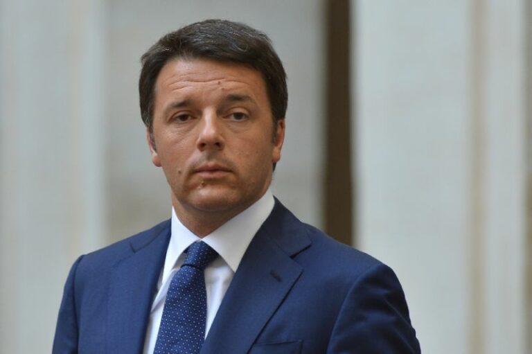 Mateo Renzi dimite como PM de Italia tras su derrota.