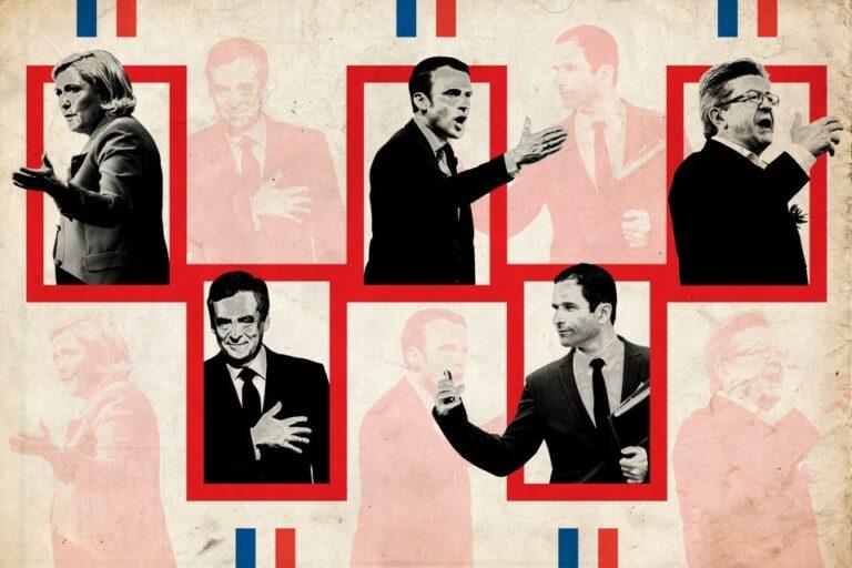 [Especial #Presidentielles2017]: incierta e histórica primera vuelta en Francia.