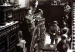 23F 1981 España, intento golpe estado – Tejero en la tribuna del Congreso de Diputados
