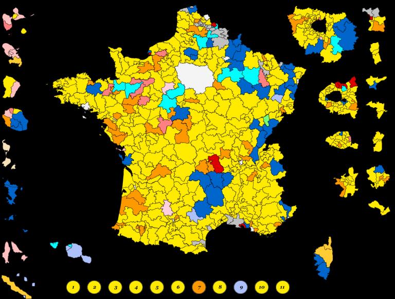 Francia: segunda vuelta de las legislativas. Macron hacia la absoluta.