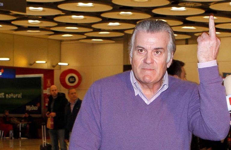 Bárcenas acusa ya directamente a Rajoy