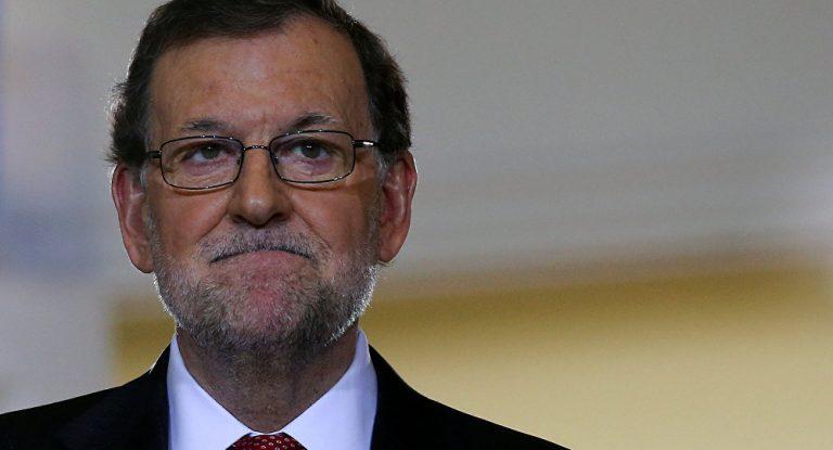 Rajoy comparece en el Congreso por la Gürtel