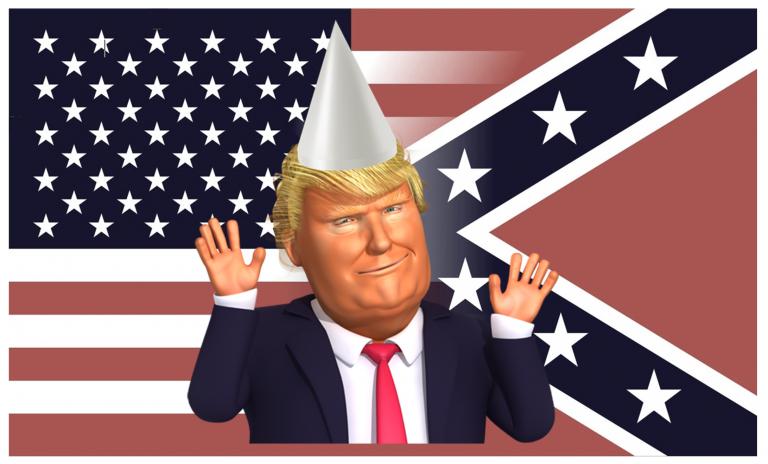 Ku Klux Trump