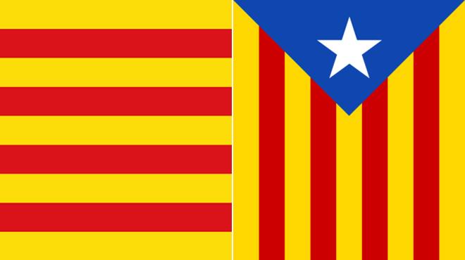 Catalómetro: Los no independentistas son mayoría, pero los independentistas vencerán el 1-O
