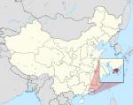 mapaHongKong