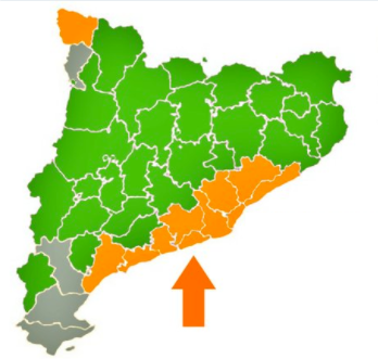 Gana apoyos la propuesta de Tabarnia como nueva comunidad autónoma