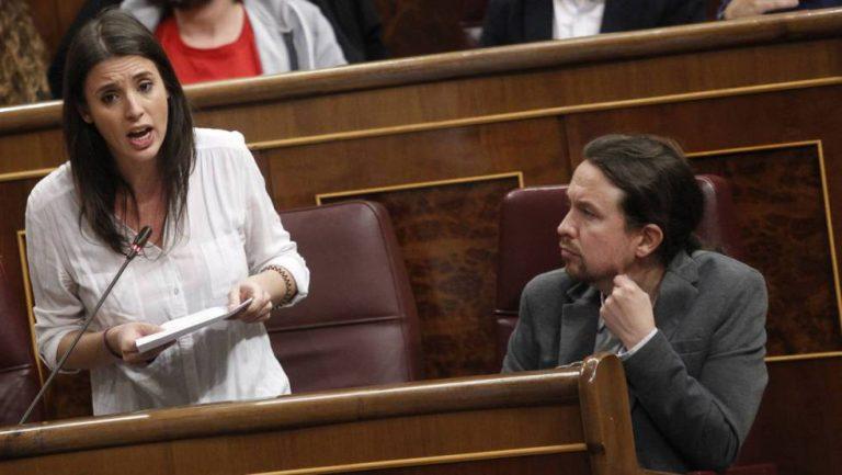 Podemos: las bases decidirán si Iglesias y Montero deben dejar el liderazgo del partido.