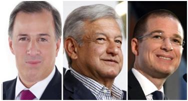 Recta final de la campaña electoral en México.