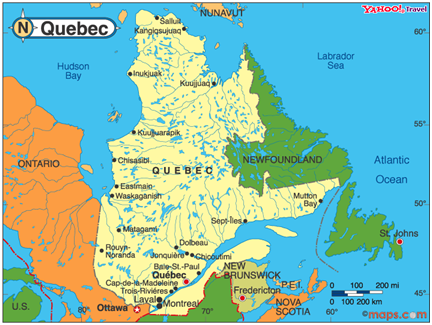 Los Liberales se la juegan en Quebec y New Brunswick (Canadá)