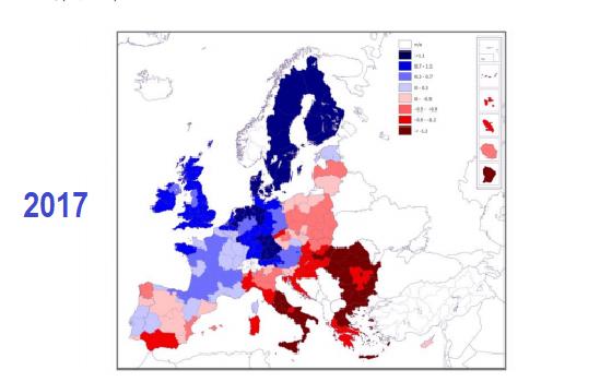La calidad del gobierno en las regiones europeas