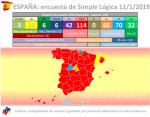 simple mapa