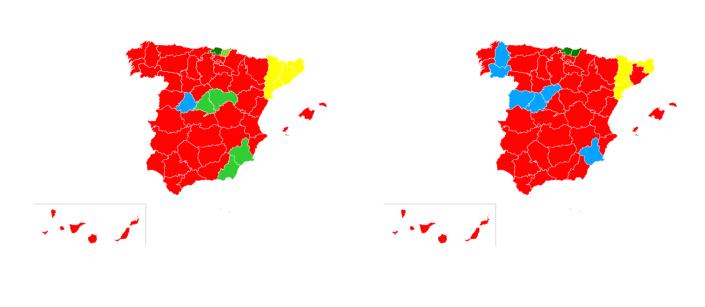 ElectoPanel generales: el voto por género dibuja dos Españas