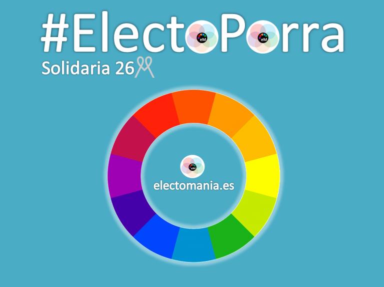 #electoPorra Solidaria 26M: último día para votar