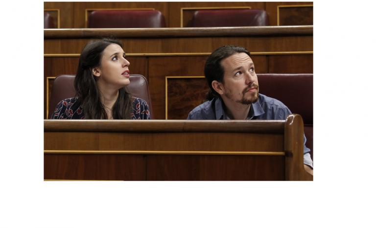 Iglesias hace una última oferta a Sánchez en el Congreso