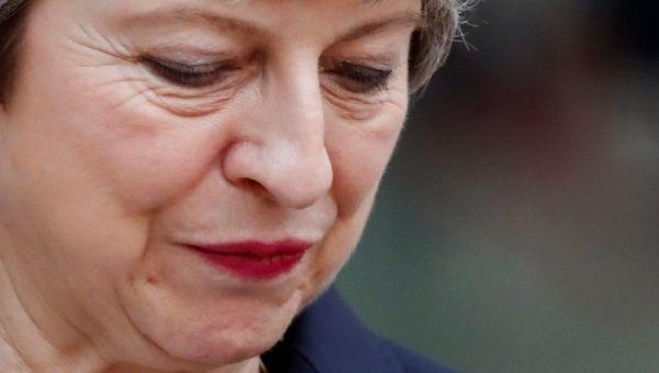 May dimite y deja el camino abierto para su sucesión en Downing Street