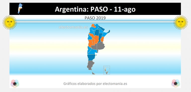 Argentina: boca de urna dan ganador a 'Todos' de F&F. El voto muy disputado en varias provincias