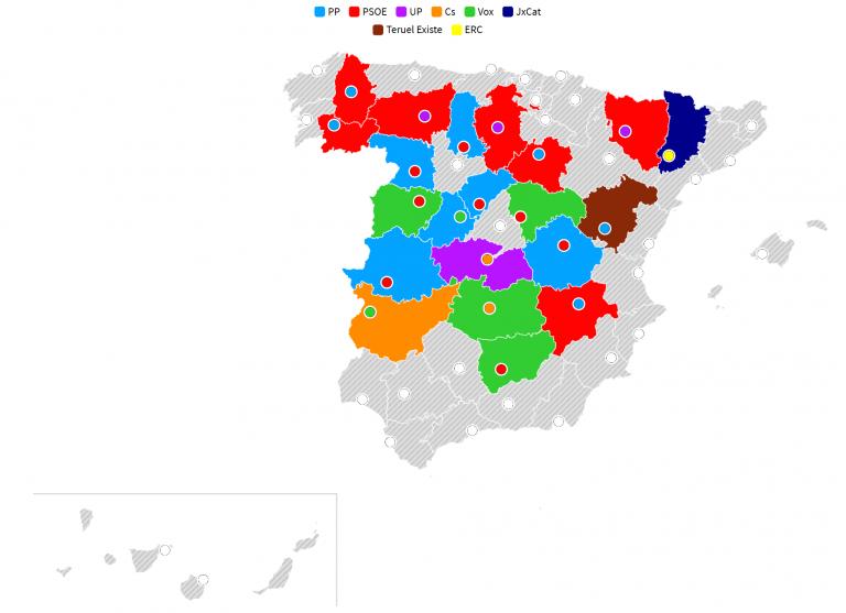 [ESPECIAL] El disputado voto de la España vaciada