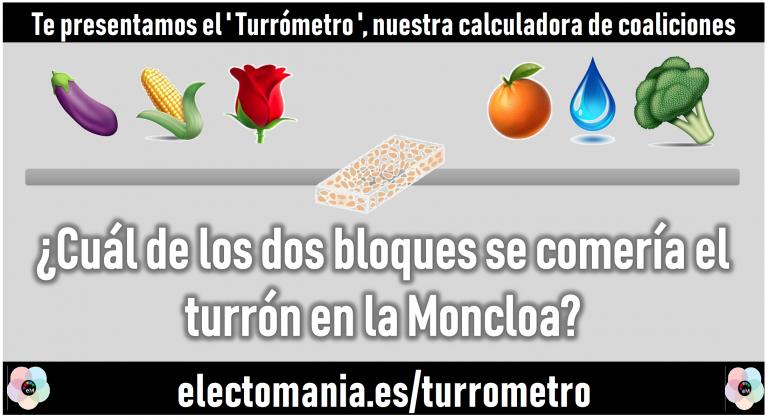 El Turrómetro: os presentamos nuestra calculadora de coaliciones electorales para el 10N