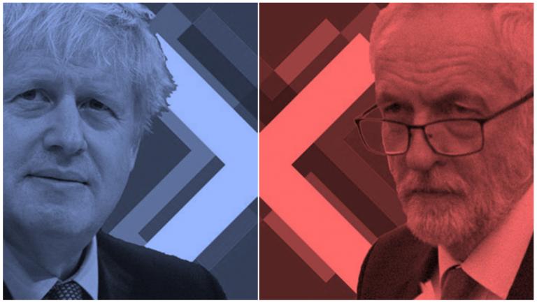 [Seguimiento en directo] UK 6Dic: debate entre Corbyn y Johnson en la BBC.